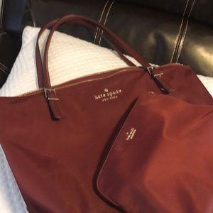 Kate Spade Bag , with Make up Bag. Shoulder Bag .